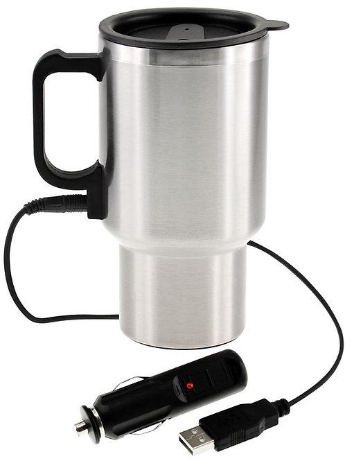 M0 Mug Térmico USB 420cc