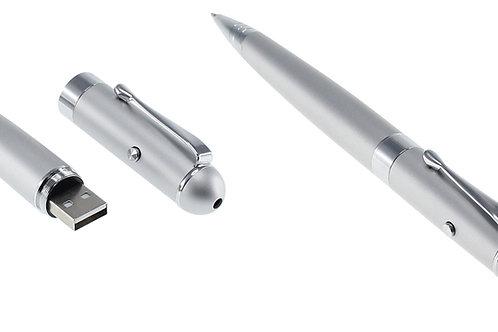 C0 Bolígrafo Láser con Pendrive 8GB