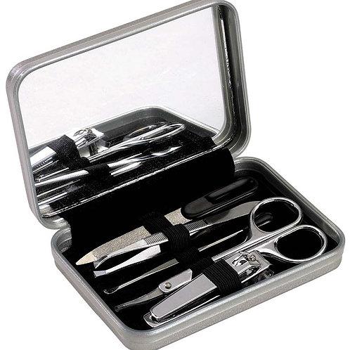 B13 Set de Manicure Metálico