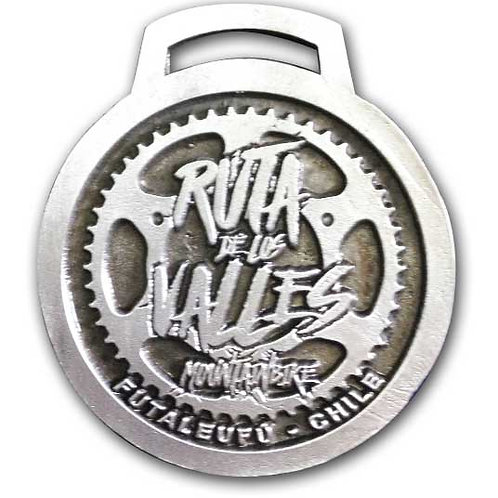 Medalla Ruta de Los Valles