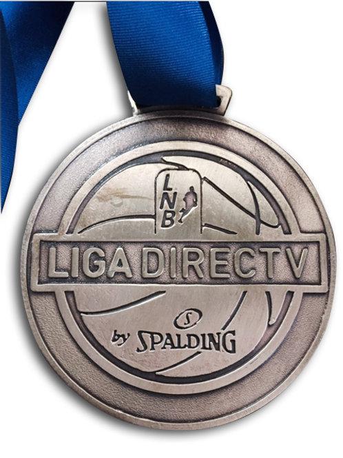 Medallas DirecTV Fotograbada