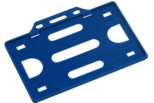 A8 Porta-Credencial de Plástico