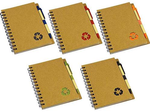 N26 Cuaderno Ecológico Tapa Dura