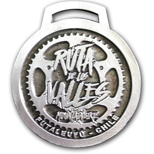 Medalla Rutas de Los Valles