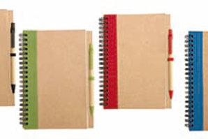 N23 Cuaderno Ecológico 1/2 Oficio