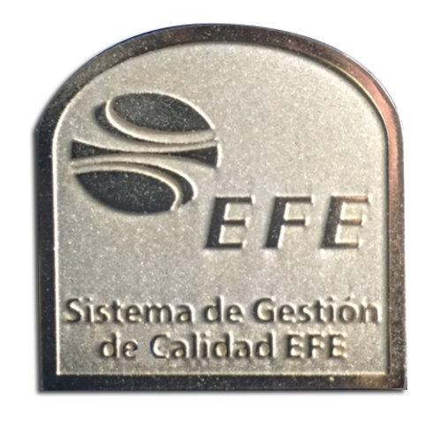 Piocha Corporativa EFE