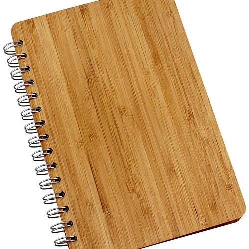 N38 Deluxe Cuaderno de Bamboo
