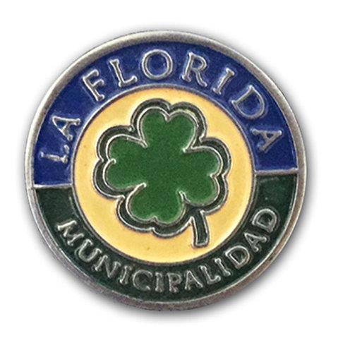 Pins Municipalidad de la Florida