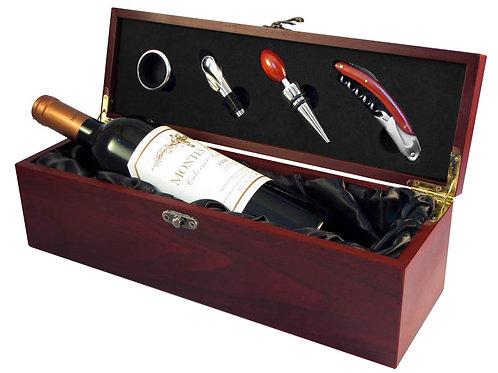W5 Caja de Madera para Vino