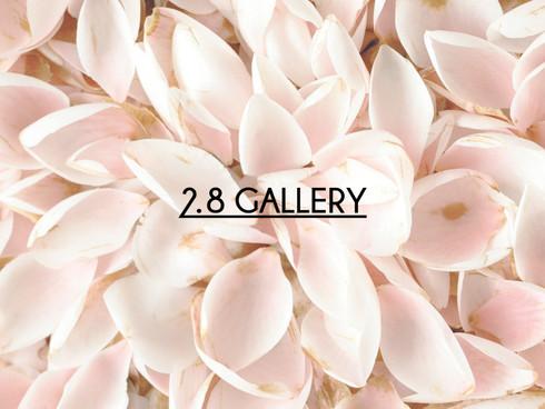 2.8 Gallery, 2019