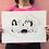 Thumbnail: A4 Original drawing / Le buffet