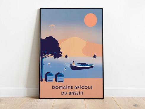Domaine Apicole du Bassin, 2019/2020