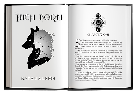 High Born -  Natalia Leigh