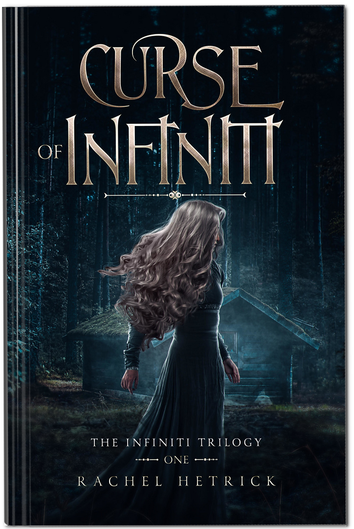 Curse of Infiniti by Rachel Hetrick