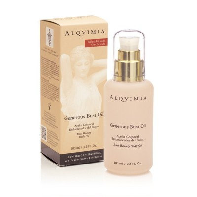 GENEROUS BUST OIL 100 ml