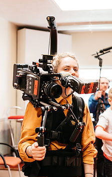 Phoebe Fleming, bio, cinematographer, camera operator, documentary, photographer, editor