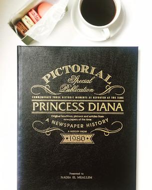 Princess Diana Book - 20th Anniversary Edition