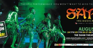 Saro The Musical - The Nigerian vibrant, smashing showcase showing in London