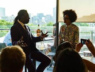 Levi Roots in conversation with Zoe Adjonyoh.
