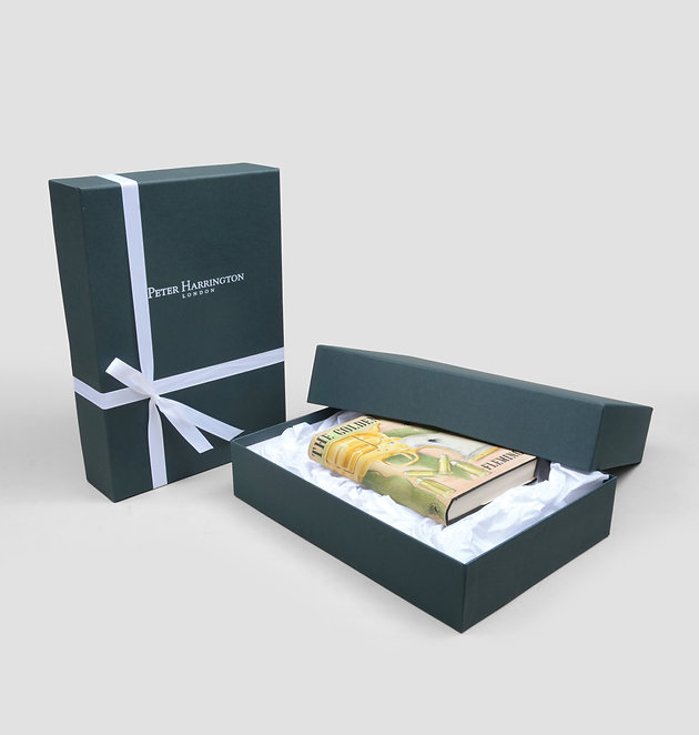 ... can be gift wrapped and delivered in the UK free of charge. Free shipping to the USA and rest of the world is available on orders over £200.