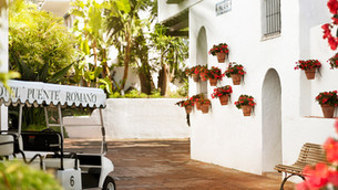 Alternative must-visit restaurants in Marbella, Spain. Food treasures on the golden mile.