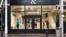 AUERBACH & STEELE HAS DONE IT AGAIN WITH THE LAUNCH OF ITS NEW OPTICAL STORE