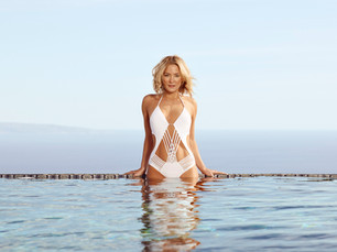 Kate Hudson and Fabletics launches Beachwear Collection
