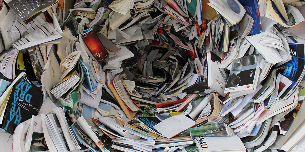 """Free """"Get Organized"""" Seminar- Decluttering & """"Keep it or Shred It?"""""""