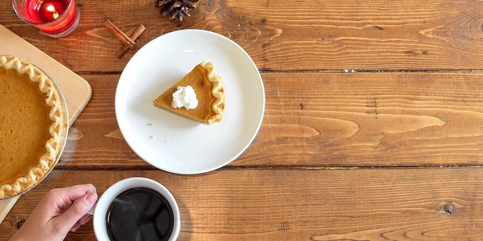 Virtual Thanksgiving Open House