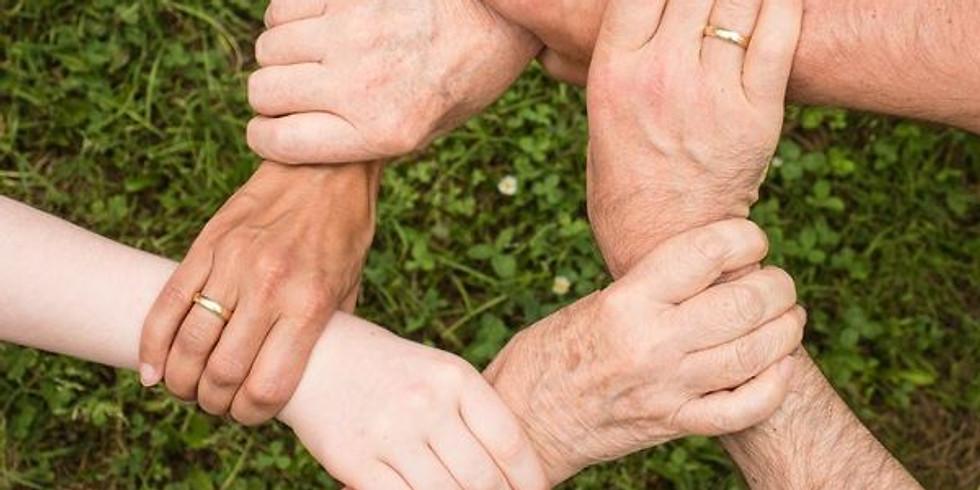 Widow Care Peer Support Group (Weekly Zoom Meeting)