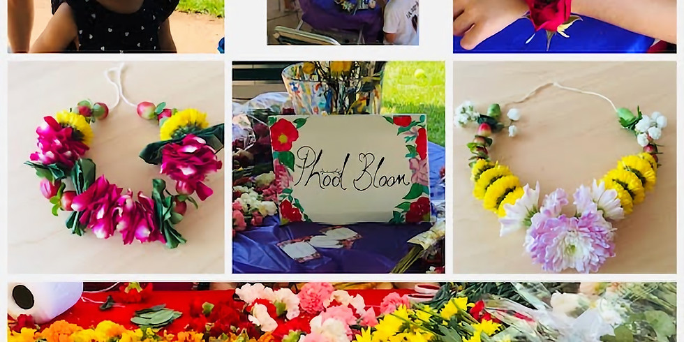 Free Phool Bloom Workshop Demo- Widow(er)s Meetup