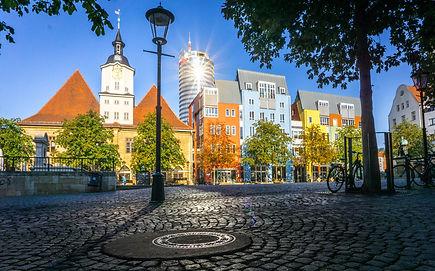 Die wunderschöne Stadt Jena