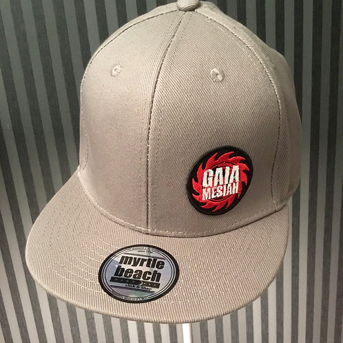 Ksiltovka/Baseball Hat Snap Back w/ Pila/Saw Logo (Unisex)