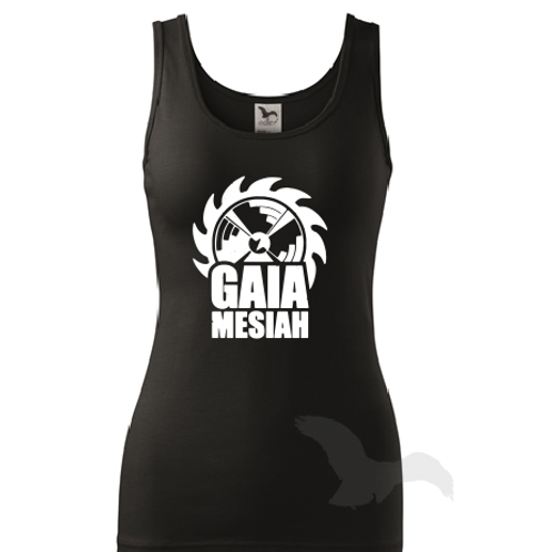 Gaia Mesiah 2018 Logo Tank Ladies/Damske
