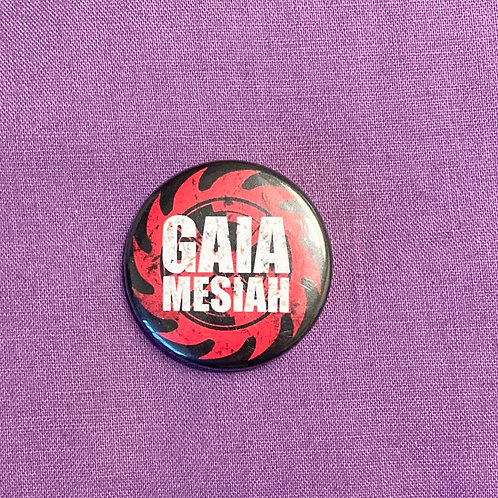 Badge/Placka Gaia s Pila 4cm