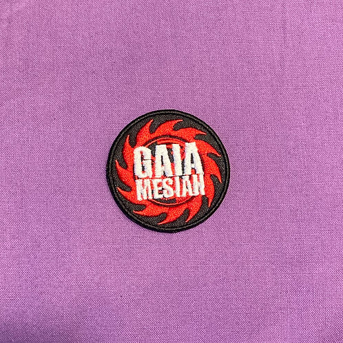 Nášivka/Embroidered patch Gaia s pila 5cm
