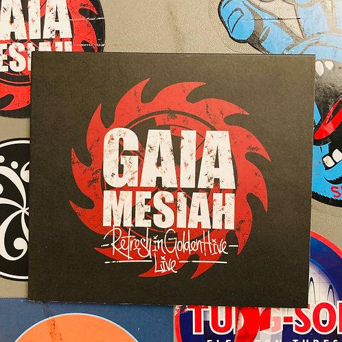 Refresh in Golden Hive Live (Živě)CD album
