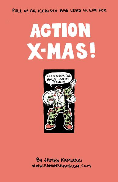 Action X-Mas!