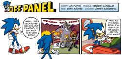 Sonic: Off Panels