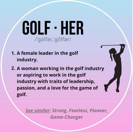 Welcome to Golfhers