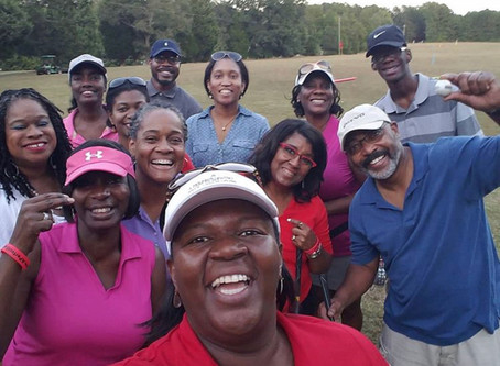 """We just want to put a golf club in every child's hands."" -Ashaunta Epps, A Perfect Swing, Inc."