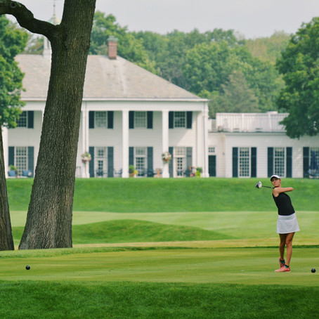 """""""I think she can handle it."""" -Brianna Sovring, NEPGA Junior Golf and Player Development Manager"""