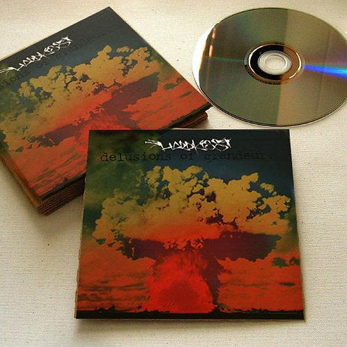 CD | Delusions of Grandeur  | 2 x CD + booklet