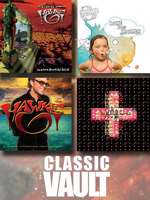 HAWKE VAULT | MP3 | 5 x Hawke albums + extras