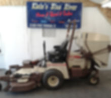 Used Grasshopper Lawn Tractor Riding Mower