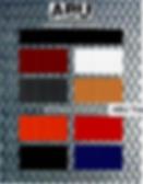 ABU Trailer Colors