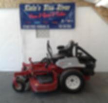Used eXmark Riding Lawn Mower