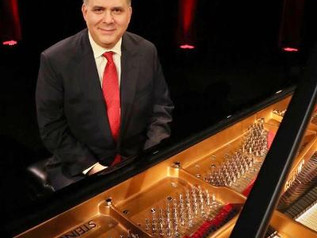 Pianist Richard Glazier to host Newport Music Festival benefit on livestream
