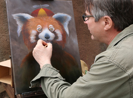 Zoo Paint Out Day to be held Aug. 1