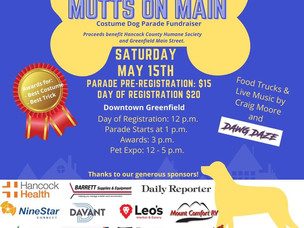 Fundraiser coming up May 15 in Greenfield